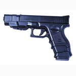 Spring CYMA Airsoft Pistol Gun with 2 clips P698+