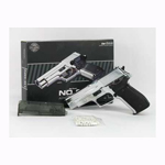 Green Gas Powered Automatic Airsoft Pistol Gun S-01